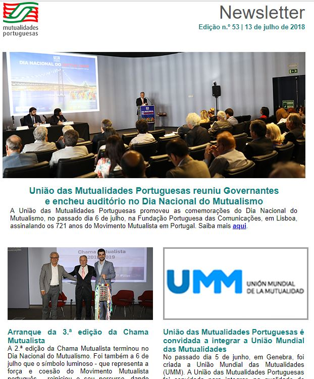 Captura newsletter53UMP